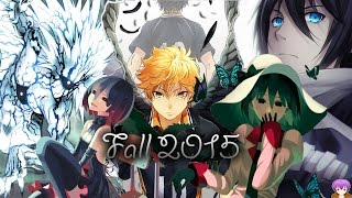 What Chibi Will Watch for Fall 2015 of Anime
