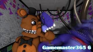 [Sfm/Fnaf] Fnaf vines #18.mp4  how bonnie lost his face
