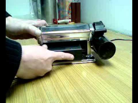 Maszynka do cięcia tytoniu.