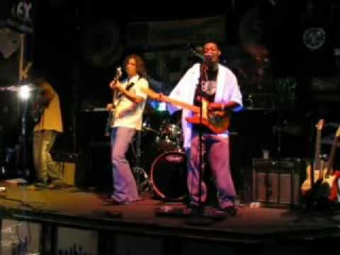 Eric Gales 2008 - Saint Blues Juke Joint Bash