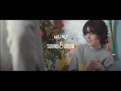Sound&Grow, app de Heinz para cultivar tomates
