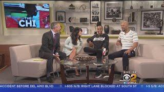 Common, Lena Waithe Talks New Show