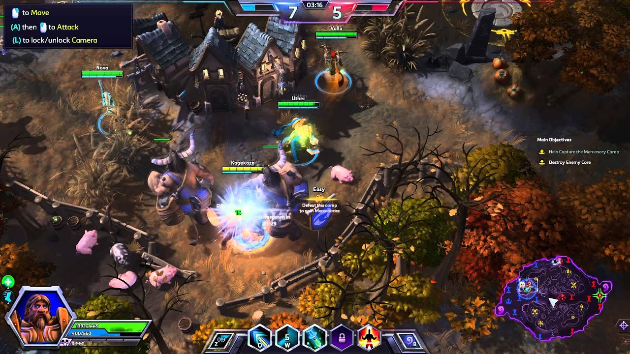 Heroes of the storm ll JUEGA EDD00 Maxresdefault