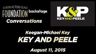 Conversations with Keegan-Michael Key of KEY AND PEELE