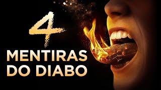 4 MENTIRAS QUE O DIABO QUER QUE VOCÊ ACREDITE (A 4ª Acontece Muito) - Pastor Antonio Junior