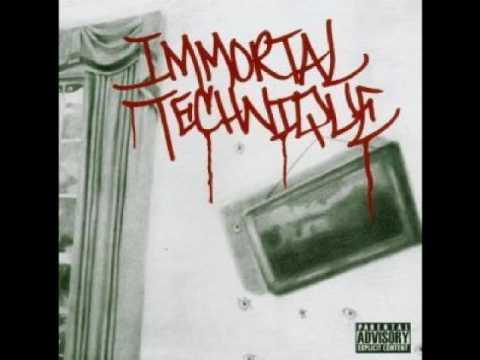 Immortal Technique - Homeland And Hip Hop