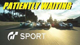 GT Sport Patiently Waiting GR.1 Daily Race