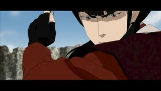 Azula VS Ty Lee & Mai: Full Scene [HD]