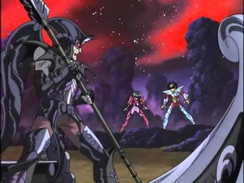 CDZ - Saga de Hades Inferno Episódio 1 DUBLADO