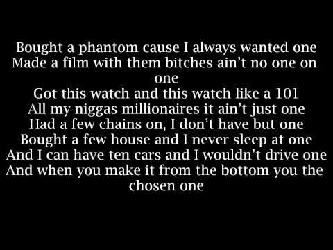 Freeband Gang - Chosen One (Future & Rocko) [With Lyrics ]