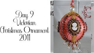 Day 9 of 10 Days of Christmas Ornaments with Cynthialoowho♥