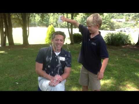 "Carolina Day School ""Ice Bucket Challenge"" - 09/06/2014"