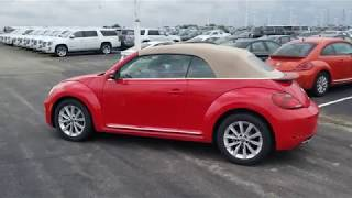 2019 VW Beetle 2.0T SE ****DISCONTINUED AFTER 2019 MODEL YEAR****
