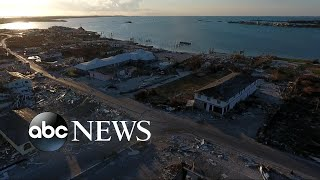 Travel restrictions pose challenges for Bahamas evacuees