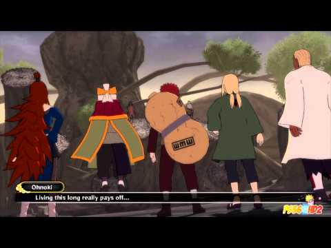 Naruto Shippuden: Ultimate Ninja Storm 3 - Playthrough Part 11