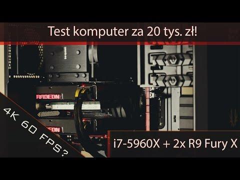 Test Komputera Za 20 000 Złotych! 4K Na 60 FPS! Battlefield 4, Crysis 3 Etc.