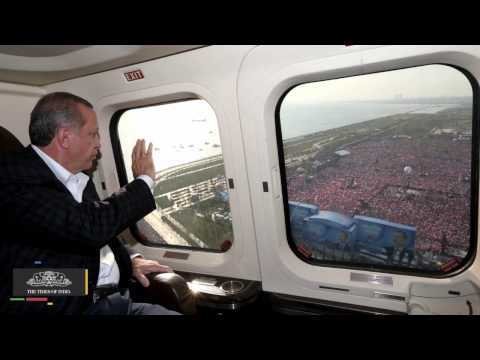 Turkey's Erdogan Lashes Out At Israel At Election Rally - TOI