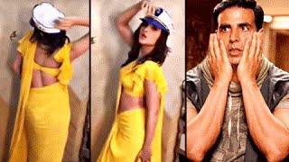 Alia Bhatt's Rain Dance For Akshay Kumar