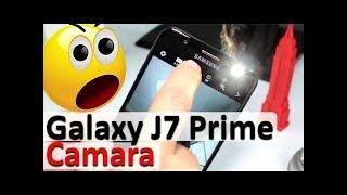 Samsung Galaxy J7 Prime Review Cámara Características - Celular para selfies