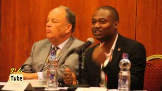 DireTube TV - Power Africa: Sami Oye from Nigeria speaking at Access Beyond the Grid Event