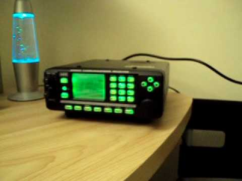 www.RadioScannerAntenna.com //  JAPAN AOR AR8600MK2 WIDE BAND  RADIO SCANNER - HAM RADIO  CHANNEL