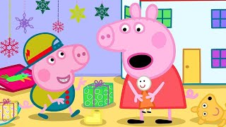 Kids Videos 🎄 Tidy up for Christmas 🎄 Peppa Pig Christmas | Peppa Pig Official | New Peppa Pig