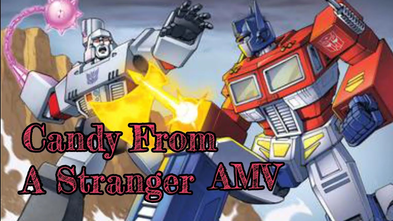 Transformers: prime // Candy from a stranger By Britney Spears {AMV}