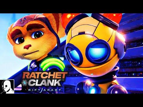 Ratchet and Clank & Rift Apart Gameplay Deutsch #12 - Getrennte Weg oder neue beste Freunde ?