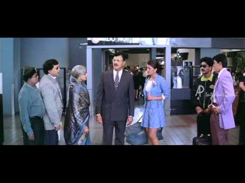 Jeans | Tamil Movie | Scenes | Clips | Comedy | Songs | Prasanth-aishwarya Part At Airport video