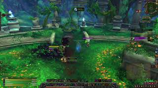 World of Warcraft DH Manchon y GG