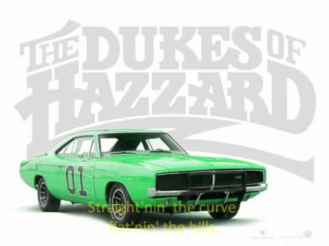 Dukes of hazzard - Theme song + [Lyrics]