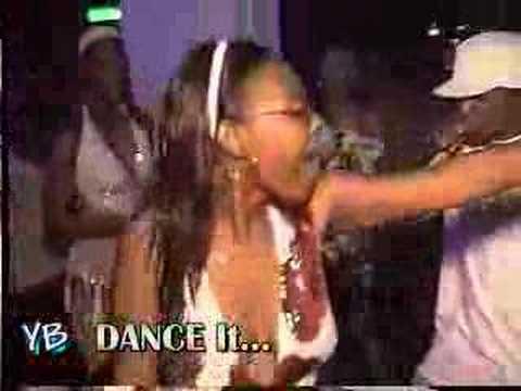 Jamaican dancehall scene