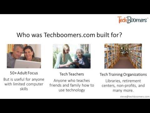 Webinar - Digital Skills for Older Adults: Teaching Technology in Public Libraries - 2016-05-18