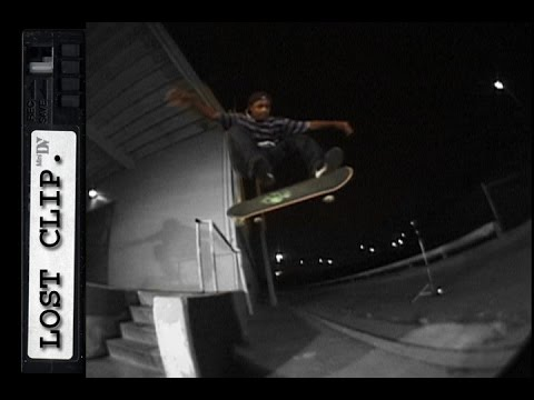 Windsor James Lost & Found Skateboarding Clip #63