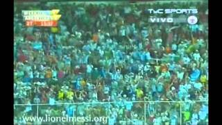 Gol de Messi vs Mexico  TELEVISA