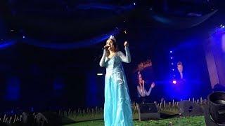 Zingen voor 13.000 man bij het Coen & Sander fest! | Music Update #8 | IRIS NOELLE