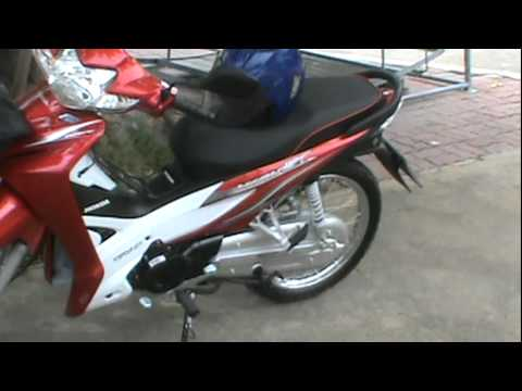 NEW HONDA WAVE 110 CC