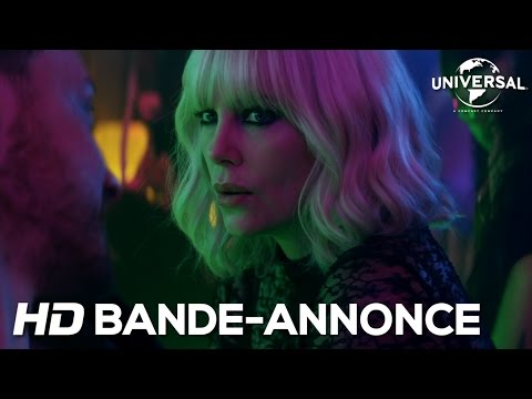 Atomic Blonde | Bande-Annonce 2 | VF (Universal Pictures) HD streaming vf