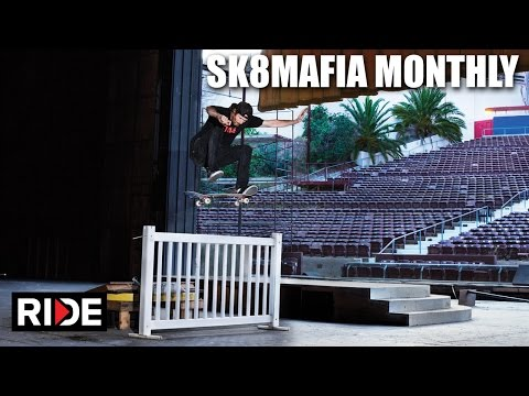 SK8MAFIA MONTHLY MAY 2016