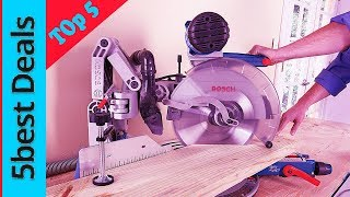 Top 5 Best Miter Saw Reviews 2019