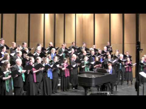 Northern Lights Chorale - Somewhere over the Rainbow - arr. Mark Hayes