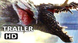 "RАMPАGE ""Funny"" Trailer (2018) Dwayne Johnson Monster Action Movie HD"