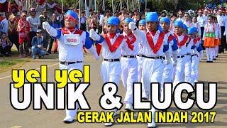 Download Lagu Yel yel Unik dan Lucu | GERAK JALAN INDAH | KTT 2017 Gratis STAFABAND