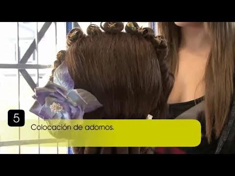 Hirutube - Cómo hacer un peinado de época