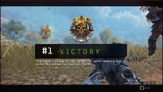 Call of Duty®: Black Ops Blackout Quad win #6 12/11/18 3 kills