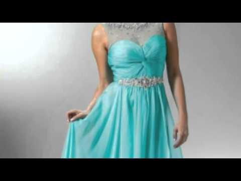 Los Vestidos de Noche Mas Hermosos 2014