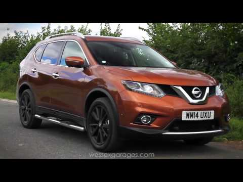 New Nissan X-TRAIL Review   Wessex Garages
