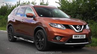 New Model Nissan X-TRAIL -  Review