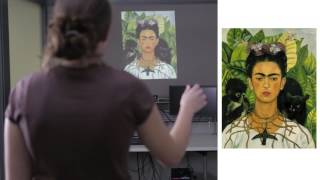 Eyes-Free Art: Exploring Proxemic Audio Interfaces for Blind and Low Vision Art Engagement