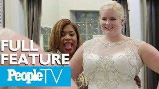 Curvy Bride Must Choose Between Mother's Wedding Dress & Royal Gown | The Perfect Fit | PeopleTV